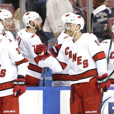 NHL:n ilmaveivimies iski jälleen