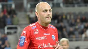 Daniel Sjölund, Åtvidaberg, hösten 2014.