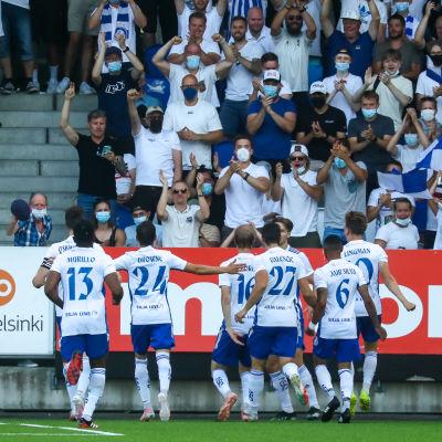 Hur fortsätter HJK:s euroäventyr efter torsdagens match?