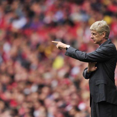 Arsene Wenger, 2013