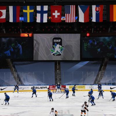 Junior-VM i ishockey går av stapeln i Edmonton.