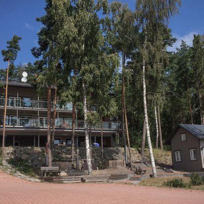 Villa Ybbersnäs.