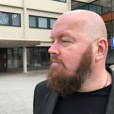 Heinolan kaupunginjohtaja Jari Parkkonen