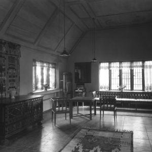 Studio Loja Saarinen ca 1929.
