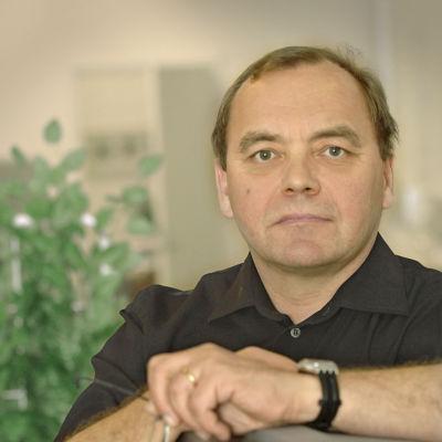 Ohjelmapäällikkö Reijo Perälä