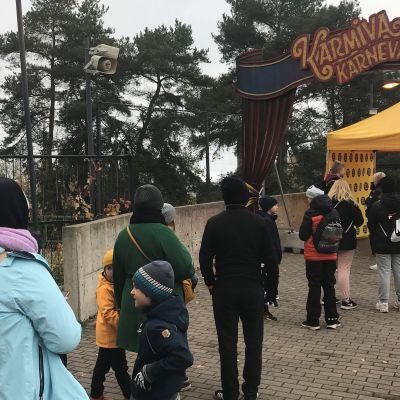 Särkänniemen Karmiva karnevaali