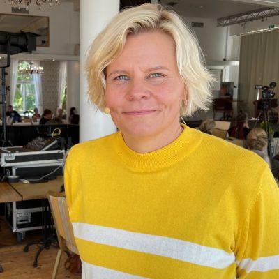 Supermarsun äiti Paula Noronen haluaa antaa toivoa lapsille