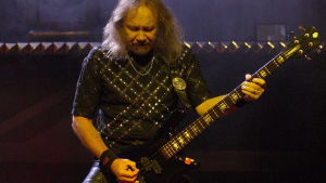 Ian Hill, basist i Judas Priest.