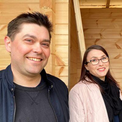 Vili-Pekka ja Susanna Yli-Panula