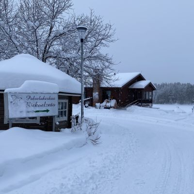 Palvelukoti Riekonlento Oy Rovaniemen Songassa.