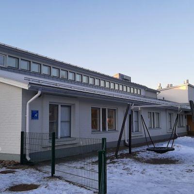 Tuovilan koulu i Korsholm