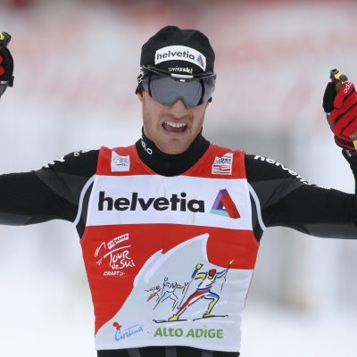 Dario Cologna, Tour de Ski 2012