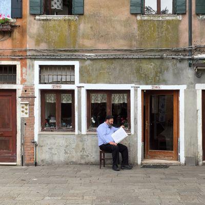 Venetsiassa asuvat juutalaiset päätettiin 1500-luvulla sulkea gettoon.