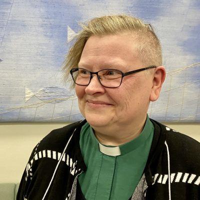 Paula Sirviö henkilökuvassa