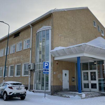 OP Koti Kainuun toimisto Kajaanissa.