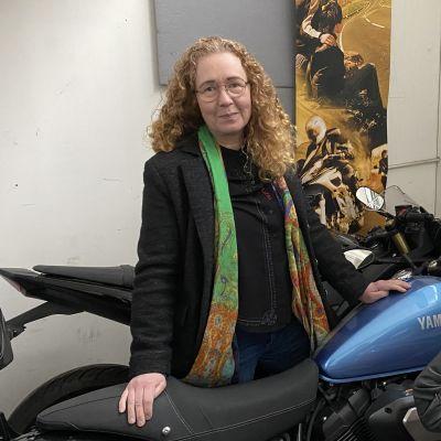 Motoristi Maria Tolosen kesä alkaa viikon päästä.