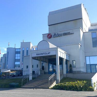 Oulun Edenin kylpylä- ja hotellikiinteistö