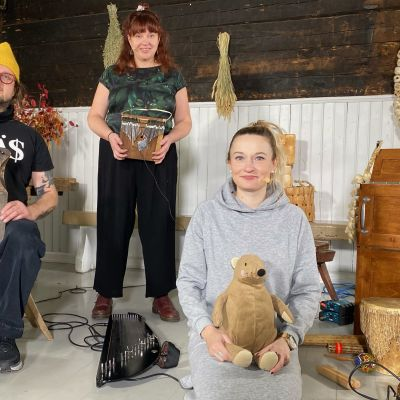 Pekko Käppi, Petra Käppi & Silja Palomäki