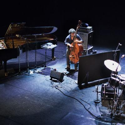 Vijay Iyer Trio på Aleksandersteatern