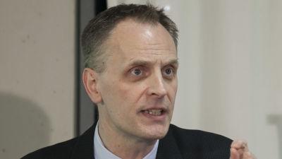 Chefredaktör för The Lancet i Storbritannien, Richard Horton.