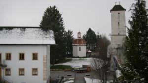 Stille Nacht-kapellet i Oberndorf