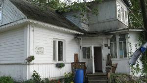 Villa på Karelska näset