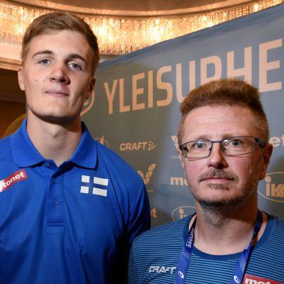 Oliver Helander, Glenn Lignell, Doha2019