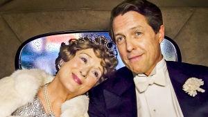 Meryl Streep ja Hugh Grant näyttelevät elokuvassa Florence.