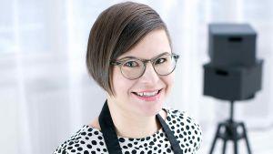Ilona Aalto har forskat om städning och jobbar som ordningskonsult.