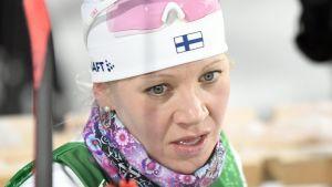 Kaisa Mäkäräinen.