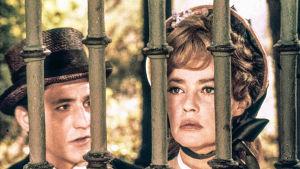Jeanne Moreau elokuvassa Kuolematon tarina.