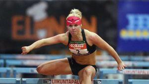 Elisa Leinonen underskred kvalgränsen till EM i Göteborg