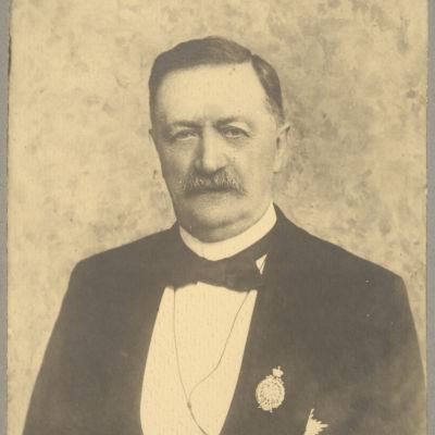 Suomen kenraalikuvernööri, todellinen salaneuvos Nikolai Nikolajevitsh Gerard
