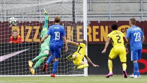 Molde föll mot Dinamo Zagreb i Champions League 2015-2016