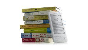 Amazons läsplatta Kindle