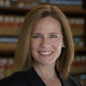 Den konservativa domaren Amy Coney Barrett