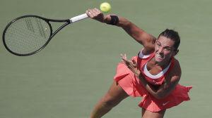Roberta Vinci i US Open 2015.