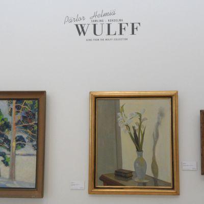 Einar Wullf konstsamling