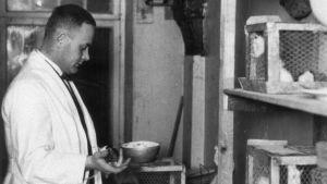 Ragnar Granit, 1928