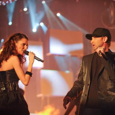 Waldo's People edusti Suomea euroviisuissa 2009