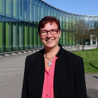 Christel Liljeström vid Nickby hjärta