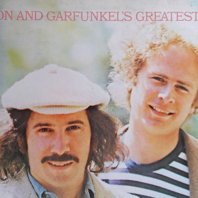 Bild av Simon and Garfunkels album