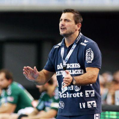 Ljubomir Vranjes flyttar från Flensburg till Ungern.
