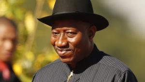 nigerias president goodluck jonathan