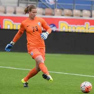 Tinja-Riikka Korpela i landslaget