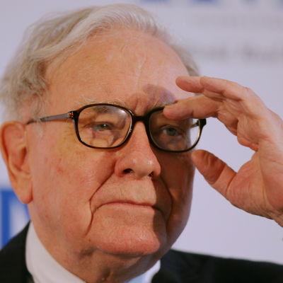 Den amerikanske miljardären Warren Buffett