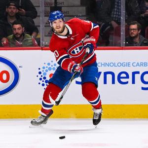 Joel Armia i en match med Montreal.