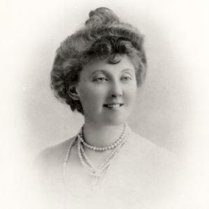 C.G.E. Mannerheims fru Anastasia Arapova.