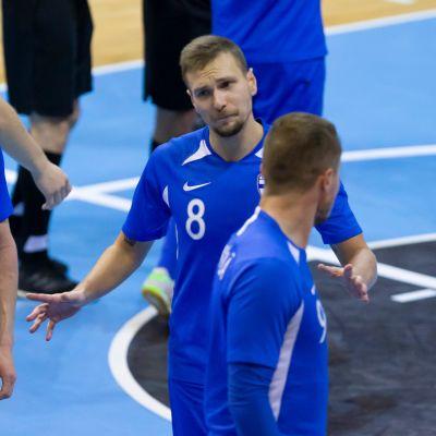 Suomi vs Serbia Futsal
