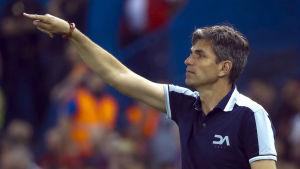 Mauricio Pellegrino är ny chefstränare för Southampton.
